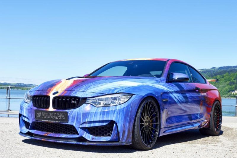 Hamann BMW M4 F82 Coupe Tuning (7)