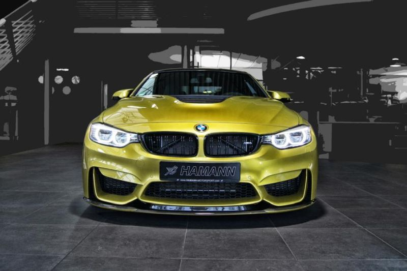 Hamann BMW M4 F82 Coupe Tuning (70)