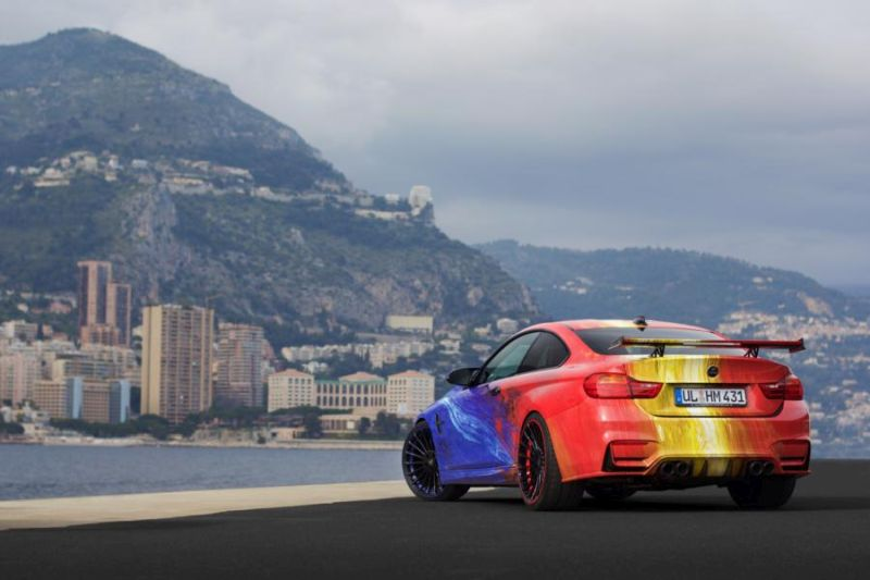 Hamann BMW M4 F82 Coupe Tuning (75)