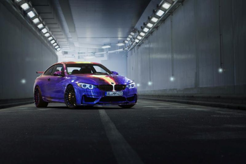 Hamann BMW M4 F82 Coupe Tuning (76)