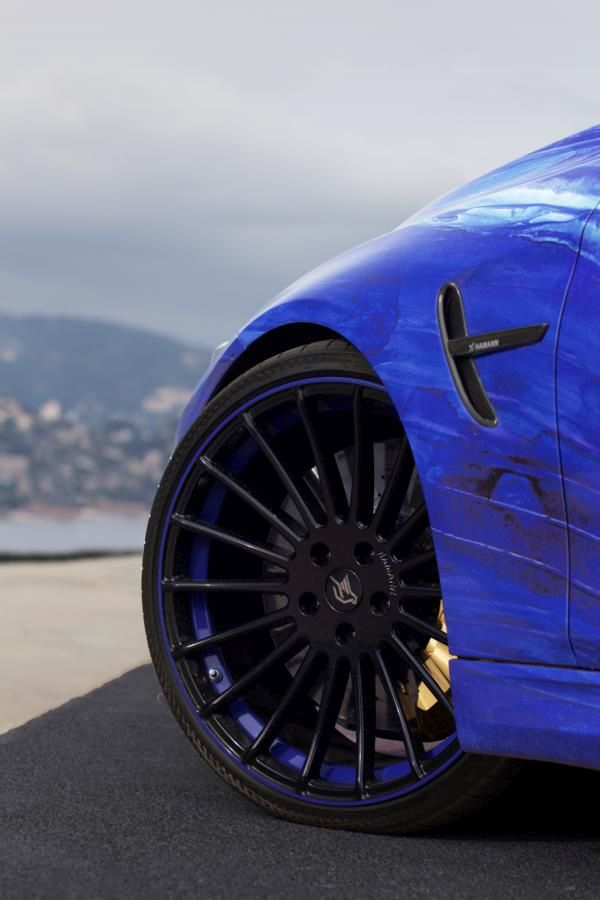 Hamann BMW M4 F82 Coupe Tuning (78)