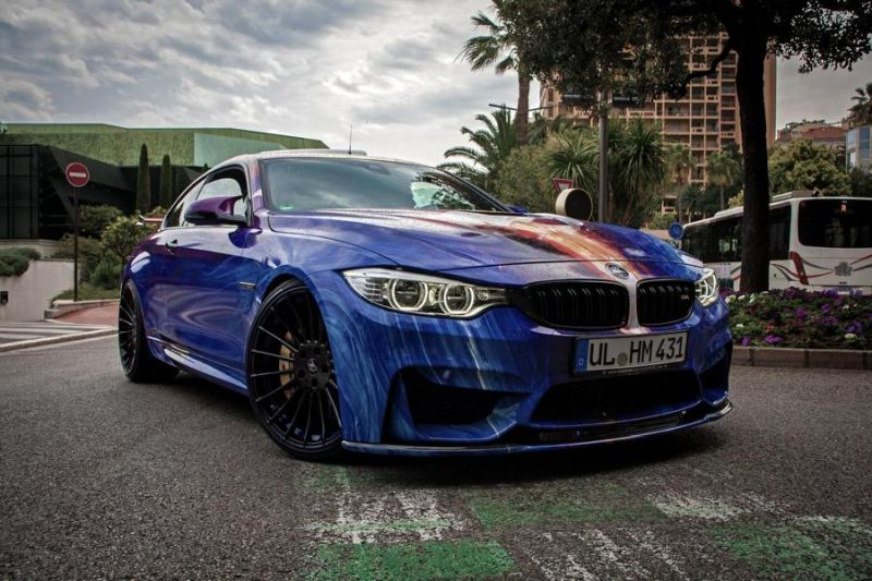 Hamann BMW M4 F82 Coupe Tuning (79)