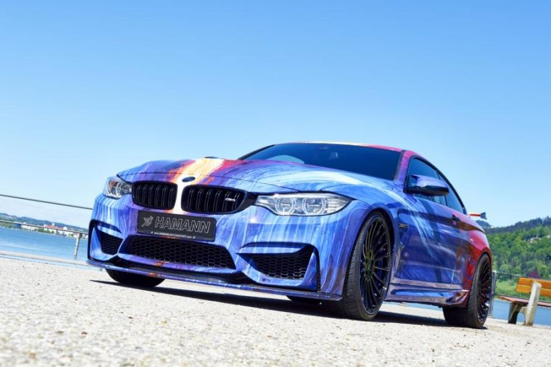 Hamann BMW M4 F82 Coupe Tuning (8)