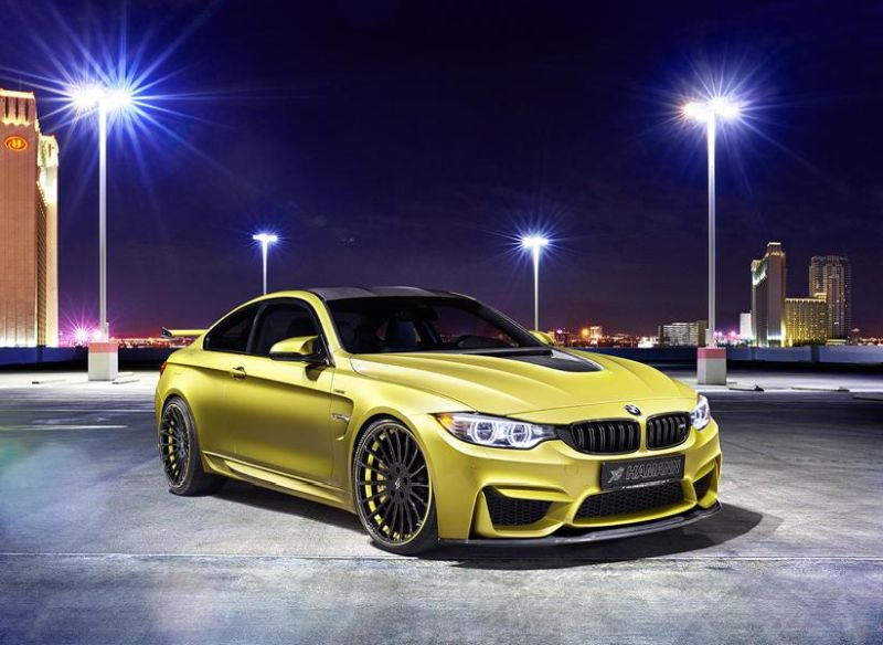 Hamann BMW M4 F82 Coupe Tuning (80)