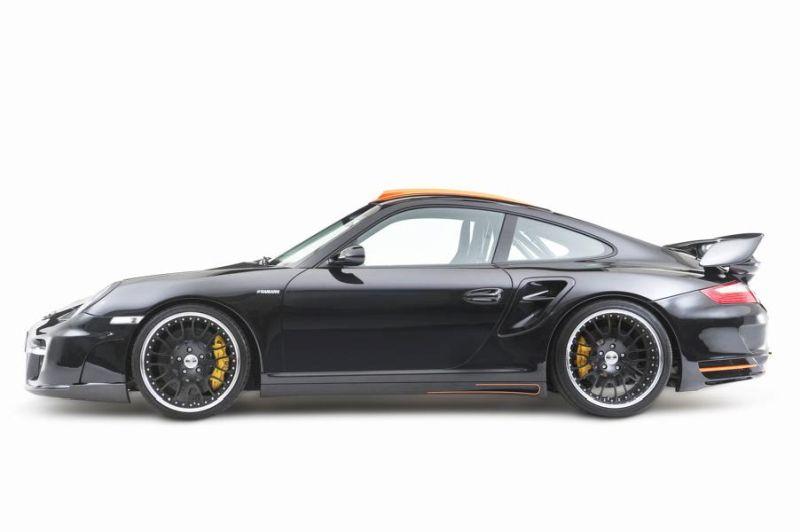 Hamann Motorsport Porsche 911 997 GT2 Tuning  (3)