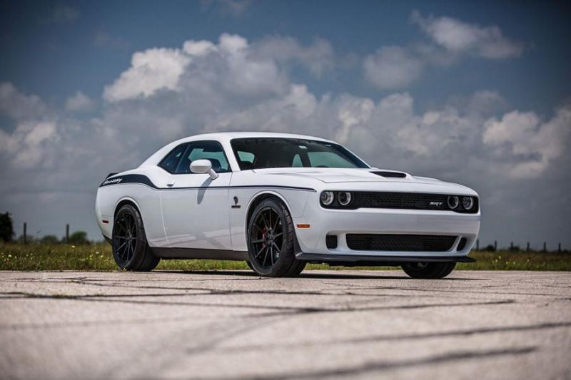 Hennessey Challenger Hellcat HPE850 Tuning Hennessey Performance 1