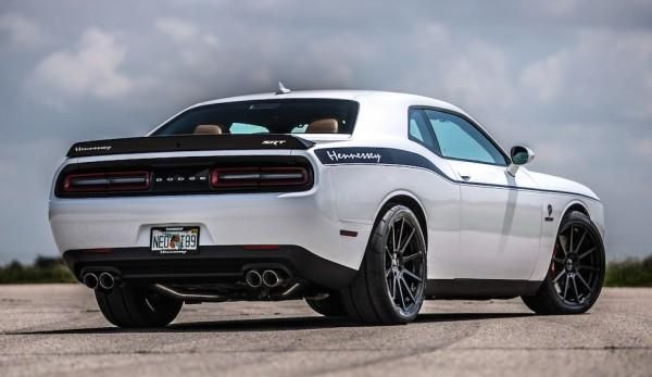 Hennessey Challenger Hellcat HPE850 Tuning Hennessey Performance 10