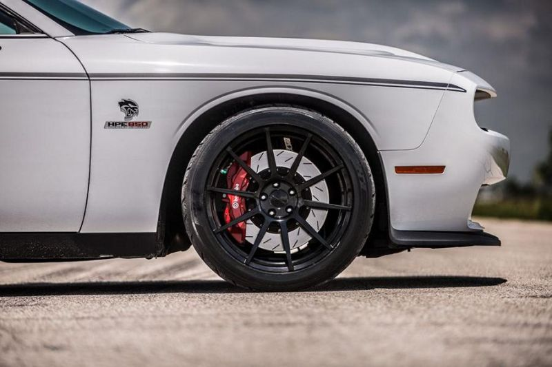 Hennessey Challenger Hellcat HPE850 Tuning Hennessey Performance 3
