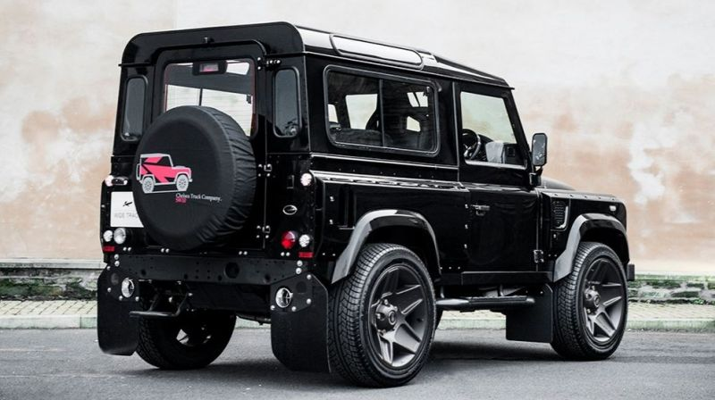 Land Rover Defender 2.2 TDCI XS 90 The End Edition Tuning 3 Auch in klein   Land Rover Defender 2.2 TDCI XS 90 The End Edition