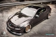 Libertywalk Widebody Kit Infiniti G37s Q60 Breitbau Tuning 1 190x127 Mega heftig   Liberty Walk Widebody Kit am Infiniti G37s
