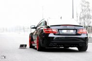 MD Mercedes E Klasse Coupe 500 W207 Prior Design PD850 Widebodykit Tuning 4 190x127 M&D Mercedes E Klasse Coupe 500 mit Prior Design PD850 Widebodykit