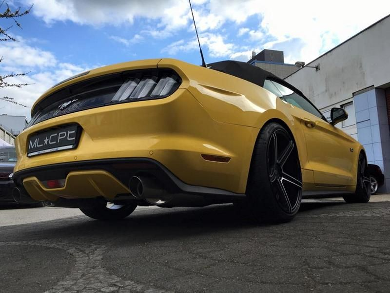 ML Concept 2015er Ford Mustang GT 20 Zoll mbDesign KV1 KW Gewinde Tuning 1