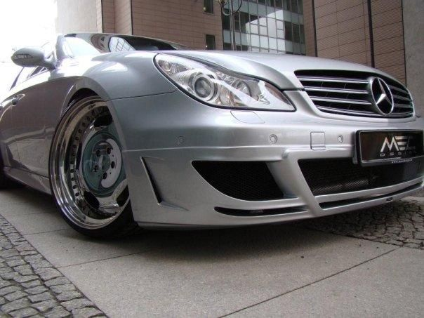 Mercedes-Benz W219 CLS MEC Design Bodykit Tuning 2