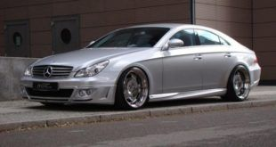 Mercedes-Benz W219 CLS MEC Design Bodykit Tuning 3