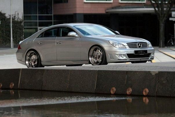 Mercedes-Benz W219 CLS MEC Design Bodykit Tuning 7