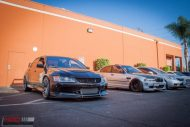 Mitsubishi Evo 9 IX Widebody Forgestar Alu%E2%80%99s by ModBargains 4 190x127 Mitsubishi Evo 9 (IX) Widebody auf Forgestar Alu's by ModBargains