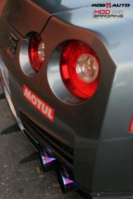 Nissan GT R R35 Widebody ModBargains Tuning 10 190x285 Fotostory: Nissan GT R R35 Widebody by ModBargains