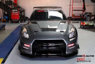 Nissan GT R R35 Widebody ModBargains Tuning 11 190x127 Fotostory: Nissan GT R R35 Widebody by ModBargains