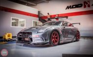 Nissan GT R R35 Widebody ModBargains Tuning 14 190x117 Fotostory: Nissan GT R R35 Widebody by ModBargains