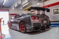 Nissan GT R R35 Widebody ModBargains Tuning 15 190x127 Fotostory: Nissan GT R R35 Widebody by ModBargains