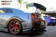 Nissan GT R R35 Widebody ModBargains Tuning 6 190x127 Fotostory: Nissan GT R R35 Widebody by ModBargains