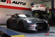 Nissan GT R R35 Widebody ModBargains Tuning 8 190x127 Fotostory: Nissan GT R R35 Widebody by ModBargains