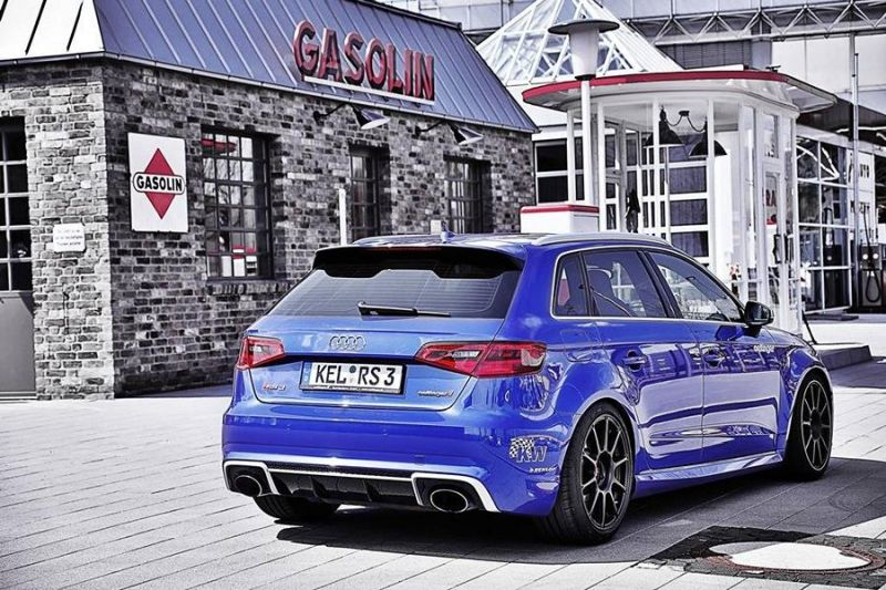 Oettinger Audi RS3 8V Chiptuning 520PS 680NM 1 Mächtig   Oettinger Audi RS3 (8V) mit 520PS & 680NM