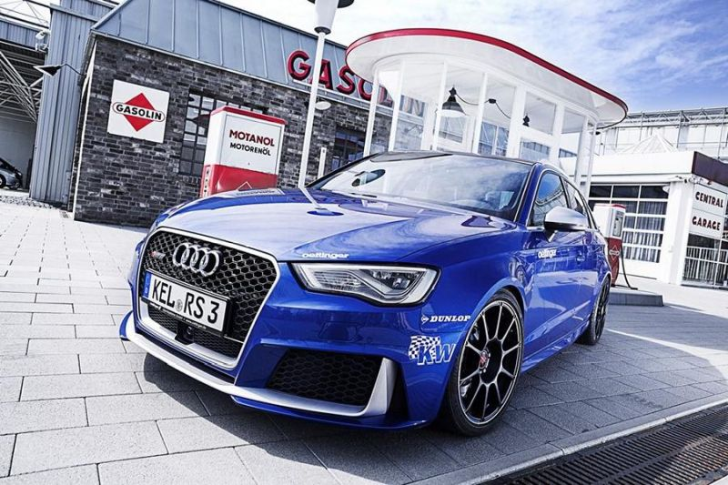 Oettinger Audi RS3 8V Chiptuning 520PS 680NM 2 Mächtig   Oettinger Audi RS3 (8V) mit 520PS & 680NM