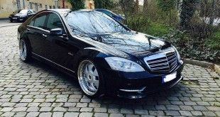 PP Exclusive Mercedes Benz W221 S Klasse 21 Zoll Tuning 1 1 310x165 Fetter geht nicht   Widebody Mercedes CL (216) by PP Exclusive
