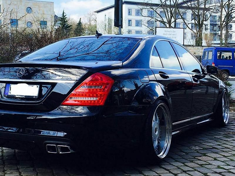 PP Exclusive Mercedes Benz W221 S Klasse 21 Zoll Tuning 2 PP Exclusive   Mercedes Benz W221 S Klasse auf 21 Zoll