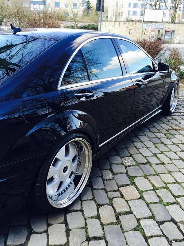 PP Exclusive Mercedes Benz W221 S Klasse 21 Zoll Tuning 3 PP Exclusive   Mercedes Benz W221 S Klasse auf 21 Zoll