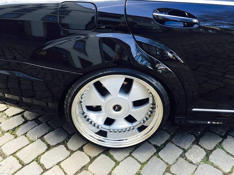 PP Exclusive Mercedes Benz W221 S Klasse 21 Zoll Tuning 6 PP Exclusive   Mercedes Benz W221 S Klasse auf 21 Zoll