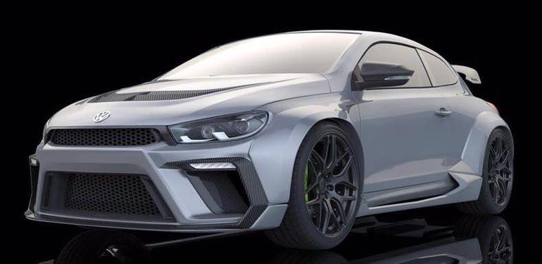 Performance Project Volkswagen 430R VW Scirocco Tuning 1