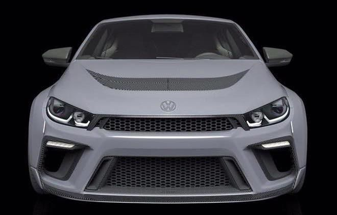 Performance Project Volkswagen 430R VW Scirocco Tuning 3