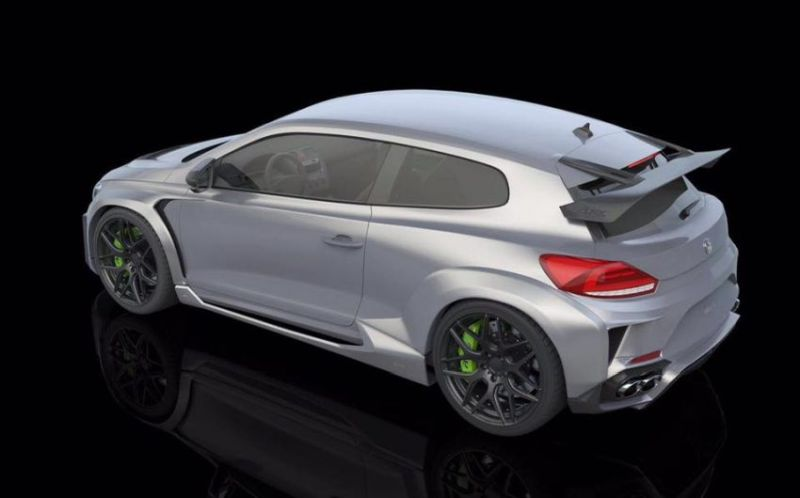 Performance Project Volkswagen 430R VW Scirocco Tuning 9