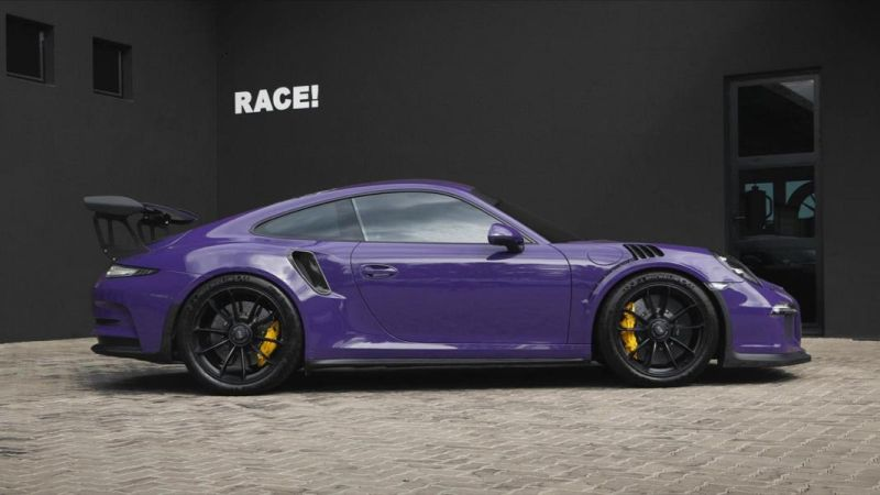 Porsche 911 991 GT3 RS by Race South Africa Tuning 1 Dezent   Porsche 911 (991) GT3 RS by Race! South Africa
