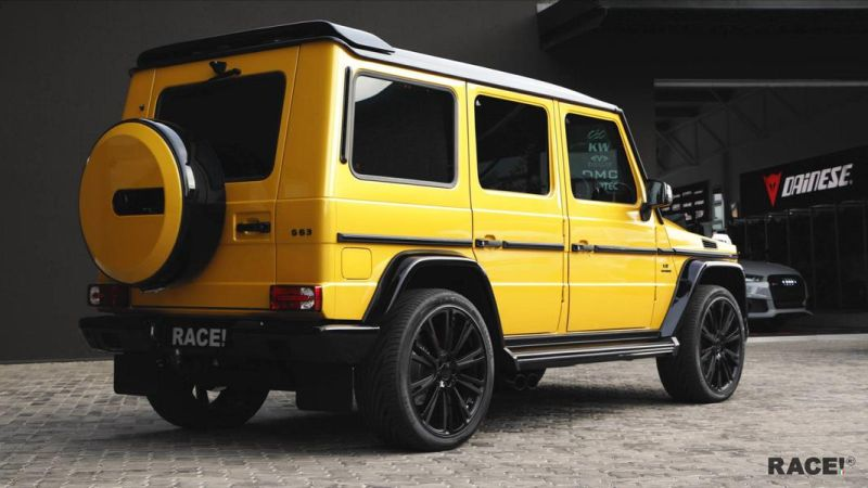 RACE South Africa Tuning Mercedes Benz G63 AMG Tuning 4 Extrem   RACE! South Africa Tuning Mercedes Benz G63 AMG