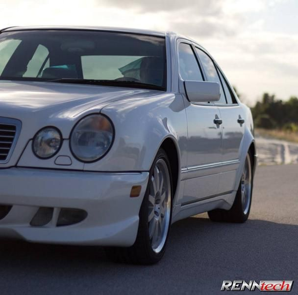 RENNtech Mercedes E60 S 420PS 650NM W210 Tuning 1 Fotostory: RENNtech Mercedes E60 S mit 420PS & 650NM