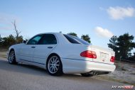 RENNtech Mercedes E60 S 420PS 650NM W210 Tuning 6 190x127 Fotostory: RENNtech Mercedes E60 S mit 420PS & 650NM