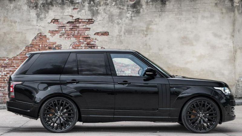 Range Rover Vogue RS Edition by Kahn Design Tuning 11