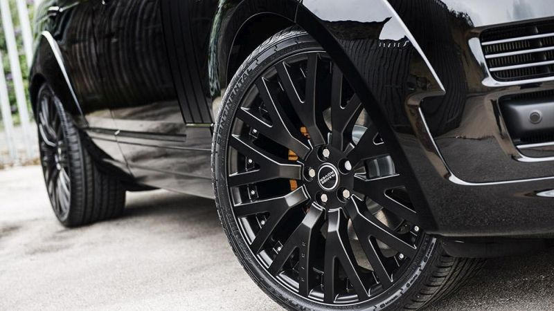 Range Rover Vogue RS Edition by Kahn Design Tuning 12