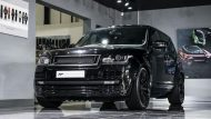 Range Rover Vogue RS Edition by Kahn Design Tuning 14 1 190x107 Überarbeitet   Range Rover Vogue RS Edition by Kahn Design
