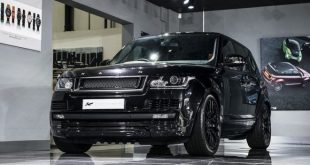 Range Rover Vogue RS Edition by Kahn Design Tuning 14 e1461408830918 310x165 Chelsea Truck Company Mercedes Benz G350 Bluetec G6 2017