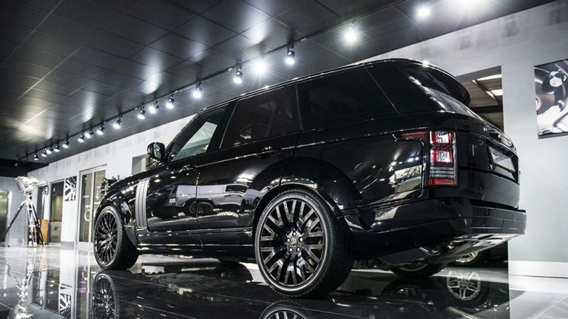 Range Rover Vogue RS Edition by Kahn Design Tuning 15