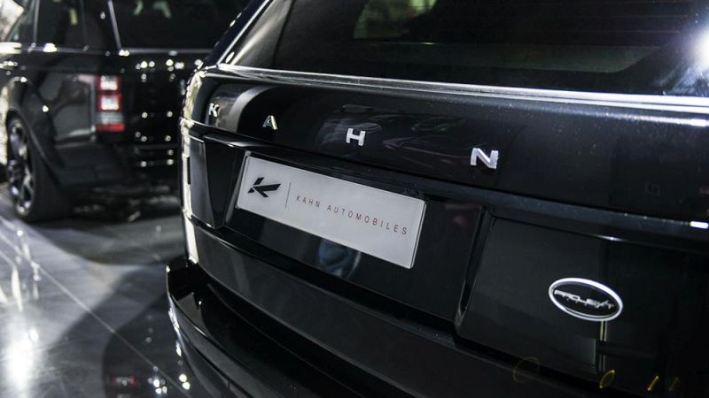 Range Rover Vogue RS Edition by Kahn Design Tuning 16