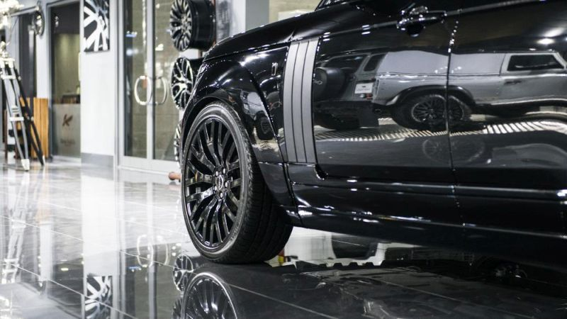 Range Rover Vogue RS Edition by Kahn Design Tuning 17