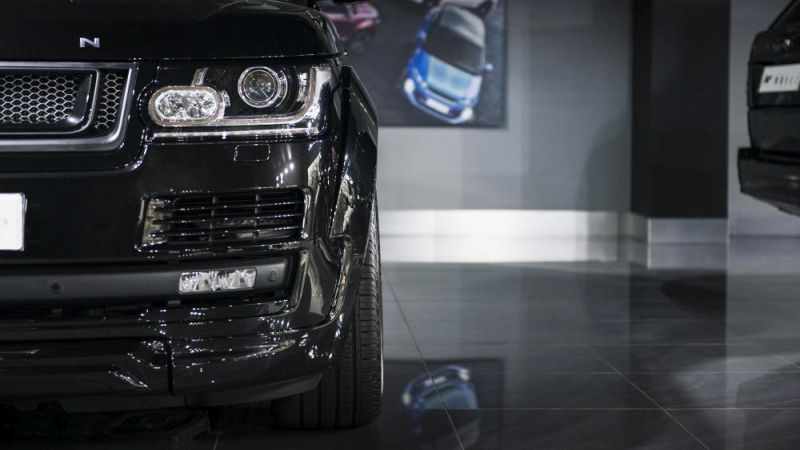 Range Rover Vogue RS Edition by Kahn Design Tuning 18