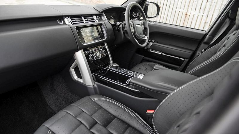 Range Rover Vogue RS Edition by Kahn Design Tuning 5