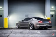 Roush Ford Mustang GT Vossen Forged LC 102 Wheels Tuning 12 190x127 TOP   Ford Mustang auf 20 Zoll Vossen Wheels LC 102 Alu's