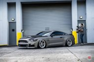 Roush Ford Mustang GT Vossen Forged LC 102 Wheels Tuning 3 190x127 TOP   Ford Mustang auf 20 Zoll Vossen Wheels LC 102 Alu's